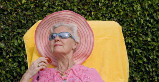 Vitamin D levels fall in winter and as we age